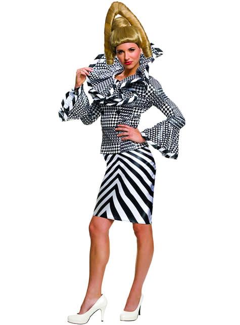 Alexanya Zoolander kostuum voor dames