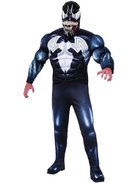Man's Muscular Venom Costume