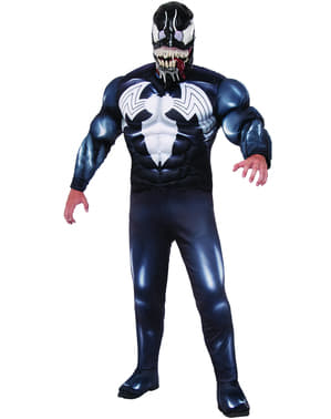 Man's Muscular Venom Costume