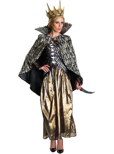 Costume ravenna le chasseur et la reine des glaces deluxe - Robe reine des glaces ...