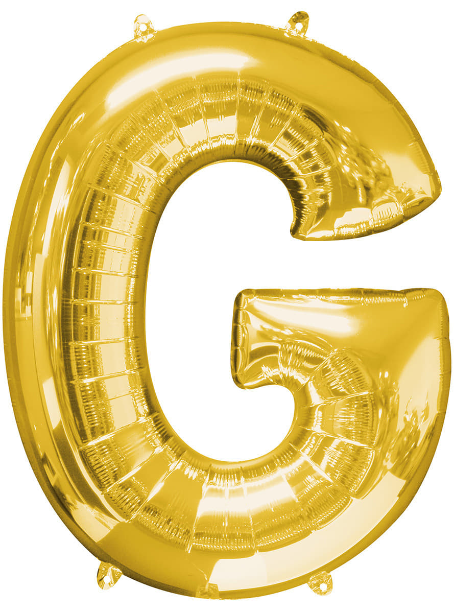 big balloon letters gold letter g balloon for and birthdays funidelia 20604 | gold letter g balloon
