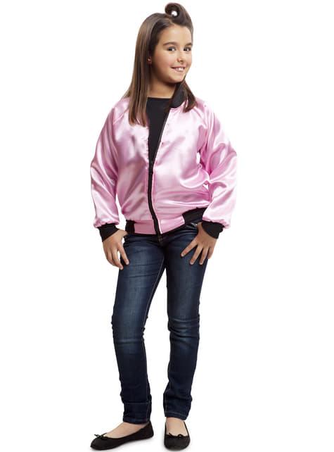 Κορίτσι ροκ και κυλίνδρου τζιν μπουφάν