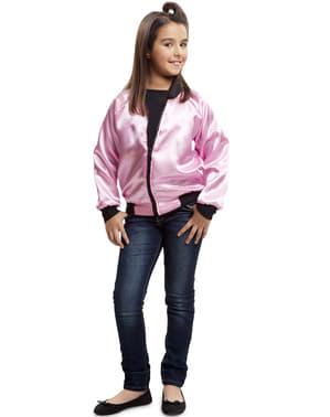 Jachetă de fată rock and roll pentru fată