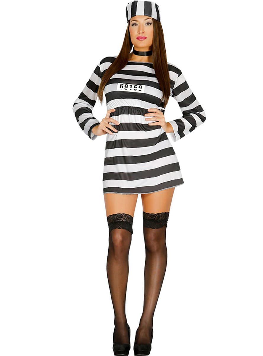 Disfraz de prisionera. Have Fun! | Funidelia