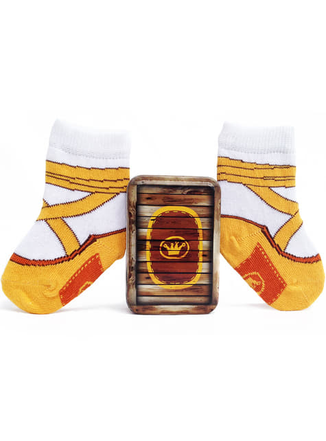 Baby's Ballerina Socks