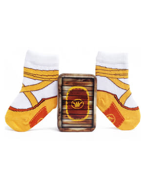 Шкарпетки дитячі балерина