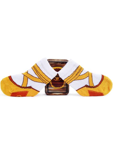 Calcetines de bailarina de ballet para bebé - original