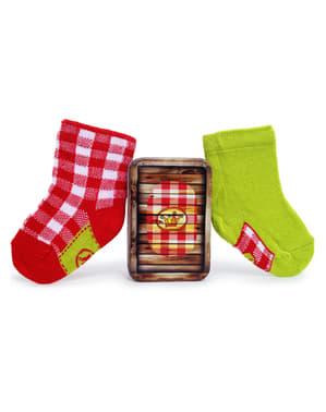 Baby's Picnic Socks