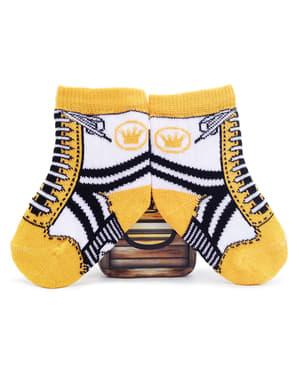 Șosete de boxeur pentru bebeluși
