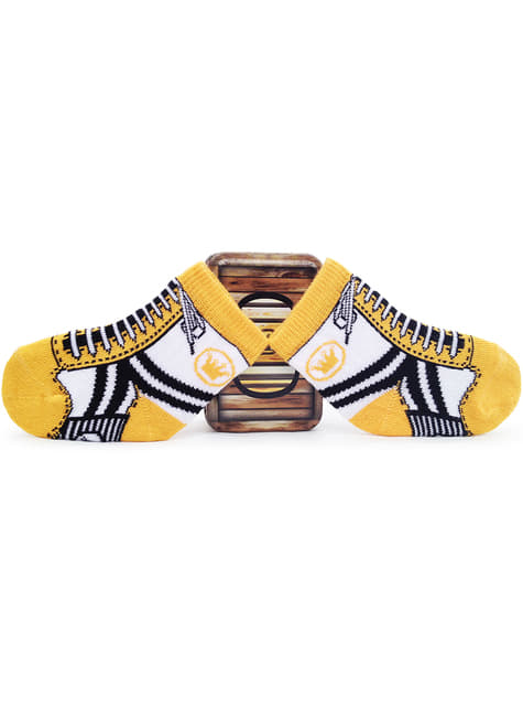 Calcetines de boxeador para bebé - para tu disfraz