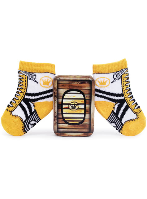 Calcetines de boxeador para bebé - original