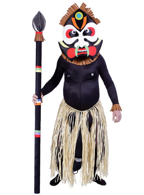 Zulu Kostyme