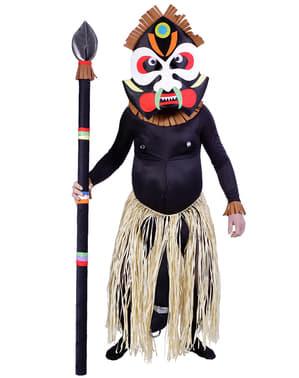 Zulu kostým