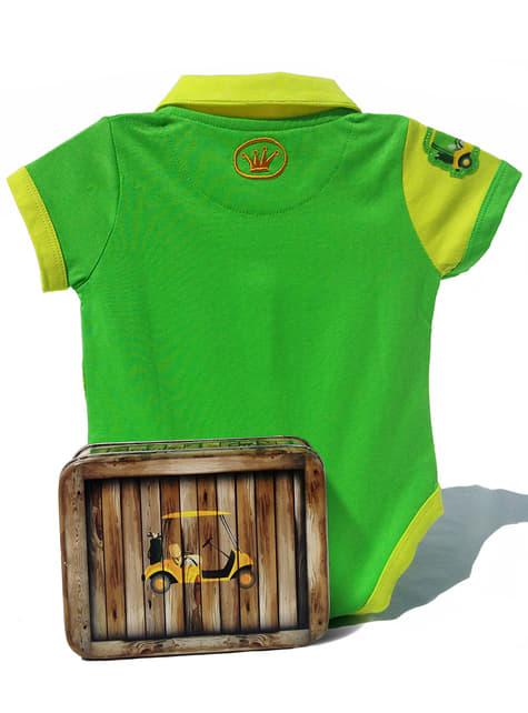 Body de golf para bebé - para tu disfraz
