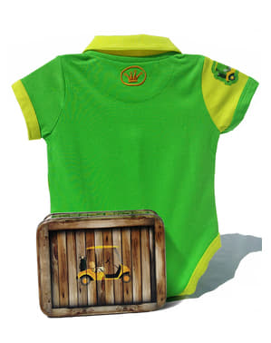 Baby's Golf Bodysuit