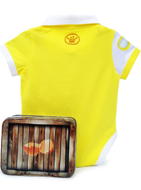 Body huevo frito para bebé - para tu disfraz