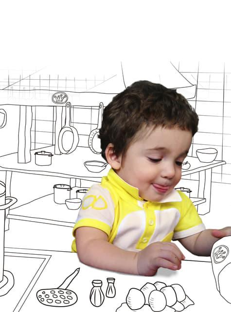 Baby rompertje Gebakken ei