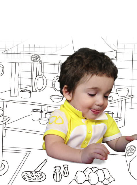 Body huevo frito para bebé - barato