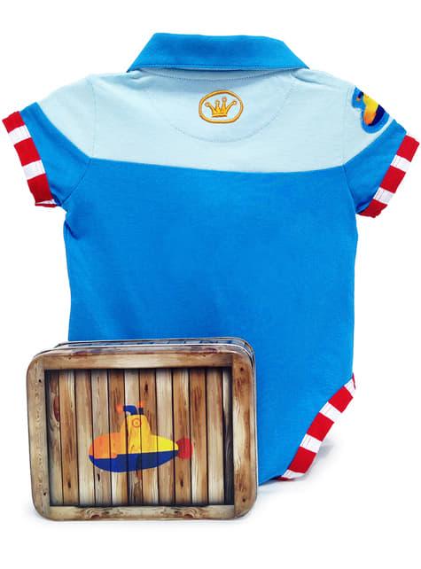 Body poussin plongeur marin bébé