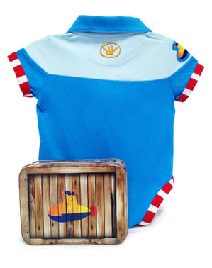 Baby's Sailor Ducky Bodysuit
