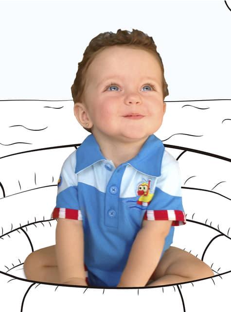 Body patito marinero para bebé - barato