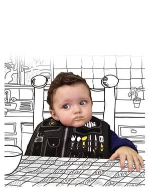 Bavaglino SWAT per neonato