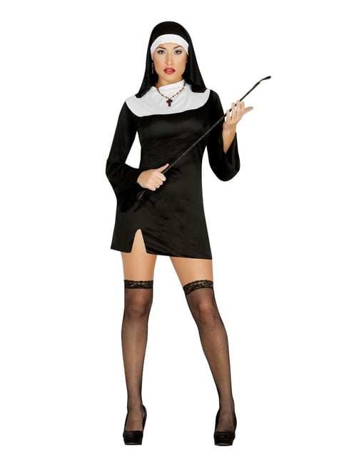 Trendy Nun Costume