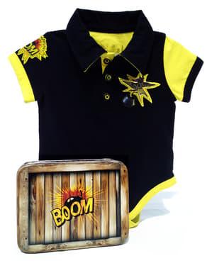 Body Bomba pentru bebeluși