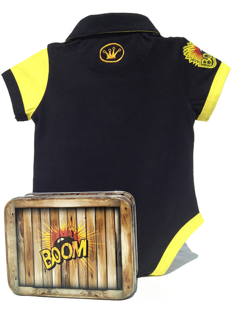 Baby's Bomb Bodysuit
