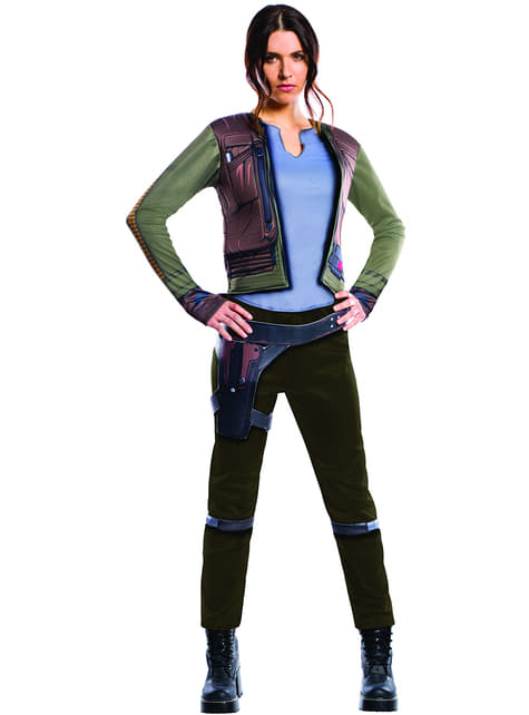 Woman's Jyn Erso Star Wars Rogue One Costume
