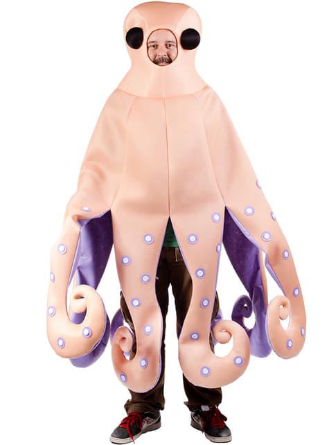 Kostým pre dospelých Octopus