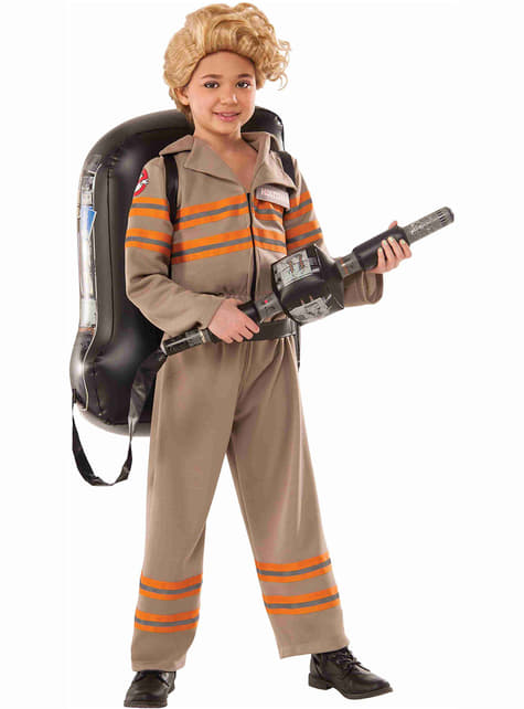 Kids Deluxe Ghostbusters 3 Costume