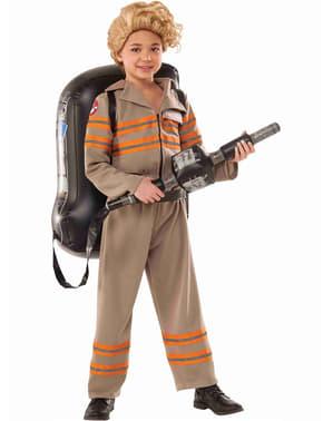 Costume da acchiappafantasmi Ghostbusters 3 deluxe per bambino