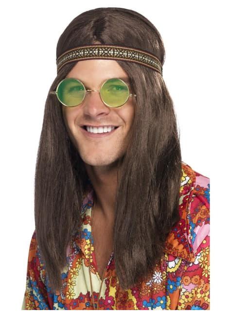 Sada doplňků hippie