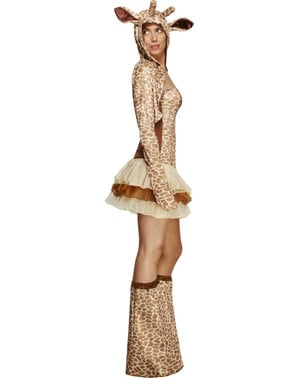 Costum girafă Fever pentru femeie