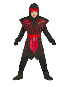 Boys Shadow Ninja Costume  sc 1 st  Funidelia & Chinese Costumes. Express delivery | Funidelia