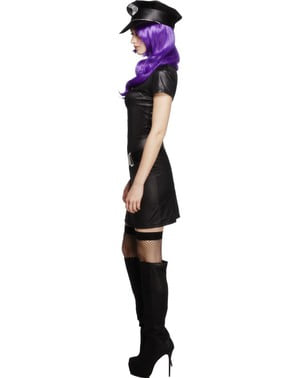 Fever Policewoman Adult Costume