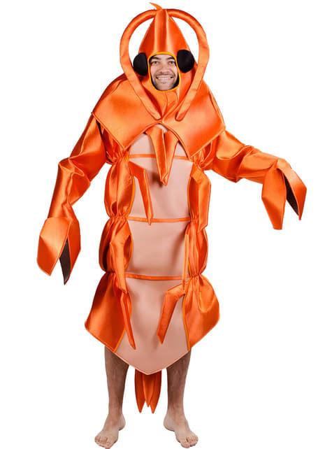 Kostým pro dospělé kreveta