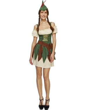 Fever Forest Princess Adult Costume