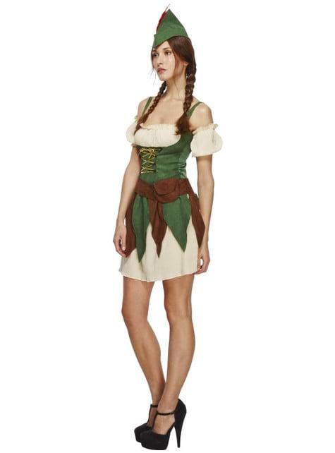 Wald Prinzessin Kostüm Fever