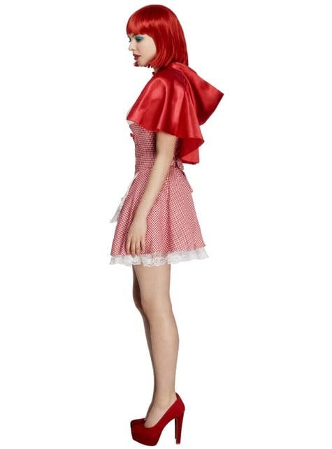 Disfraz de Caperucita roja para mujer - mujer