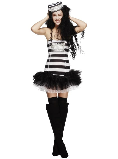 Sexy Dame Insatt Kostyme
