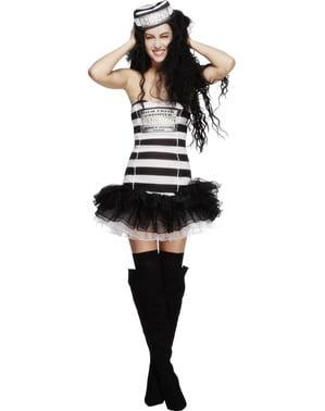 Costume carcerata sexy