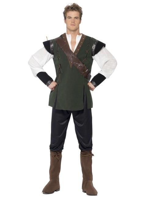 Déguisement du vaillant Robin des Bois