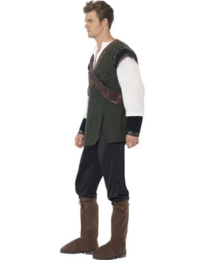 Brave Robin of the Forest Adult Costume