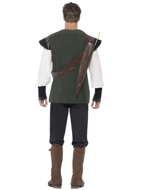 Disfraz de valiente Robin de los bosques - original