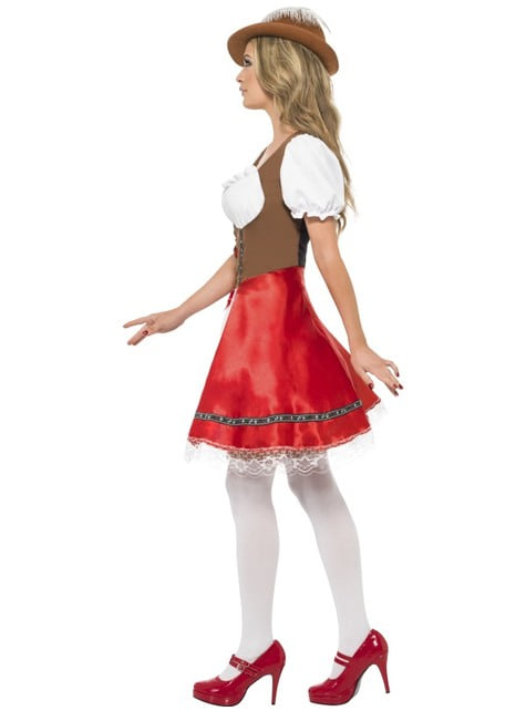 Seksi srednjovjekovni kostim krčmara za odrasle