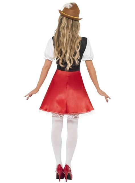Disfraz de Oktoberfest para mujer - original