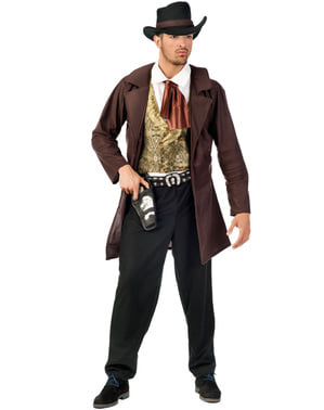 Cowboy kostume til mænd