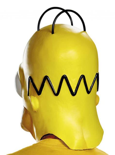 Homer Simpson maske